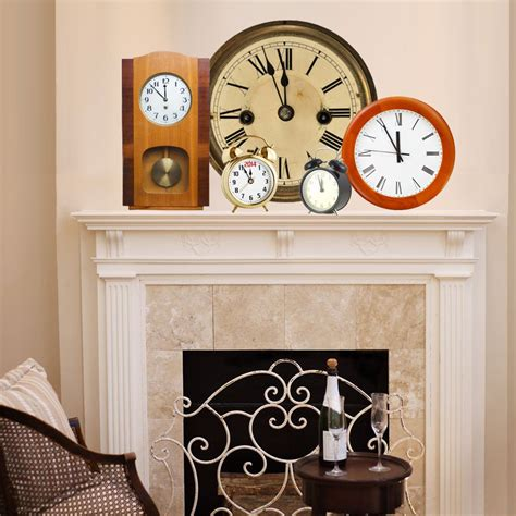 simple mantel decorations for new years the at
