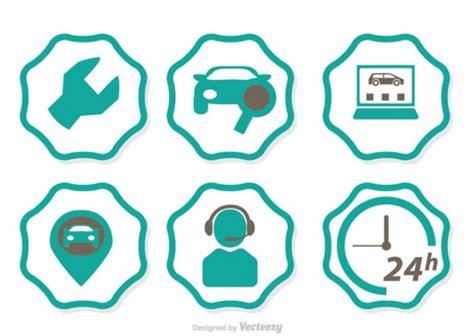 Kostenlose Aufkleber Auto by Autowerk Aufkleber Download Der Kostenlosen Vektor