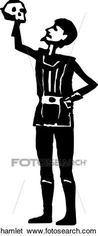 Clip Art of Hamlet hamlet - Search Clipart, Illustration
