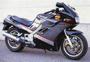 Suzuki Gsx1100f Suzuki Gsx1100f Model History