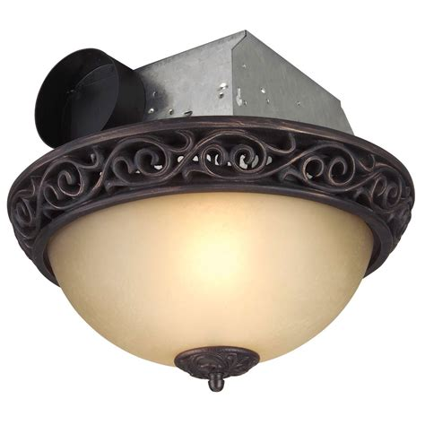 oil rubbed bronze bathroom exhaust fan with light craftmade tfv70l aiorb bathroom exhaust fan oil rubbed