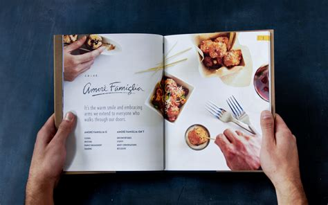 branding design book macaroni grill brand book 171 superbig creative