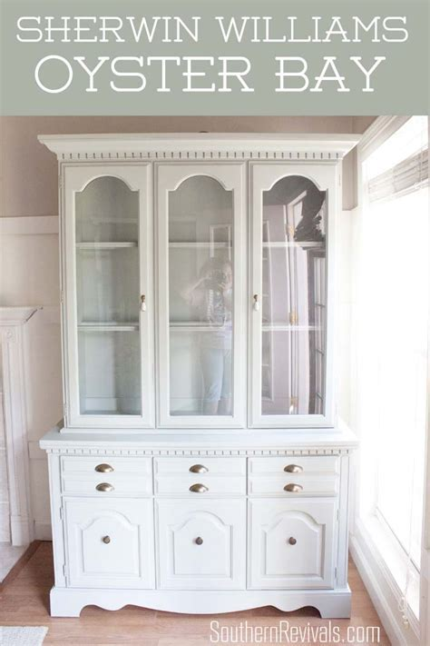 Client Files   An Outdated China Cabinet Gets A Makeover