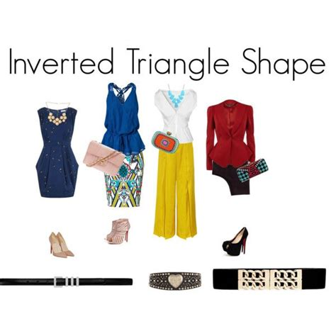 how to dress the inverted triangle body shape by great outfit ideas for an inverted triangle shape