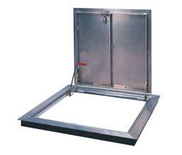 Floor Access Doors by Bilco K 3 Type K Single Leaf Floor Access Door Angle