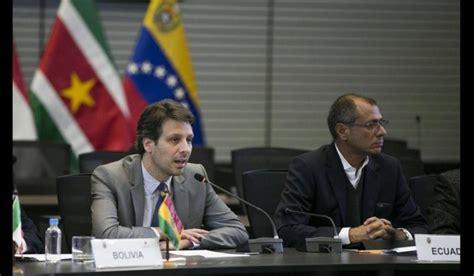 ecuador derechos humanos informes ecuador rechaza y cuestiona informe sobre derechos humanos