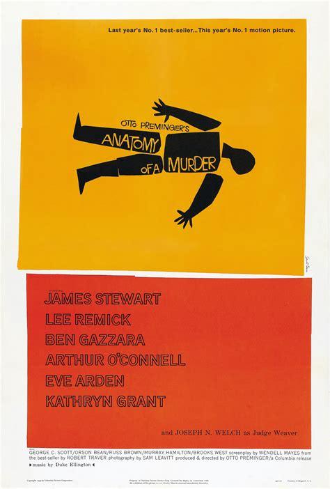 The Man Shot Liberty Valance Anatomy Of A Murder Retro Movie Posterretro Movie Poster