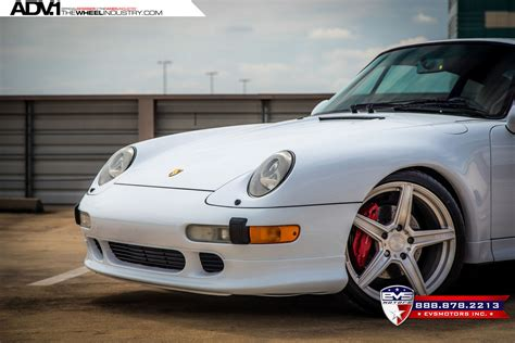 porsche 993 turbo wheels porsche 993 turbo s adv5 m v1 sl wheels brushed