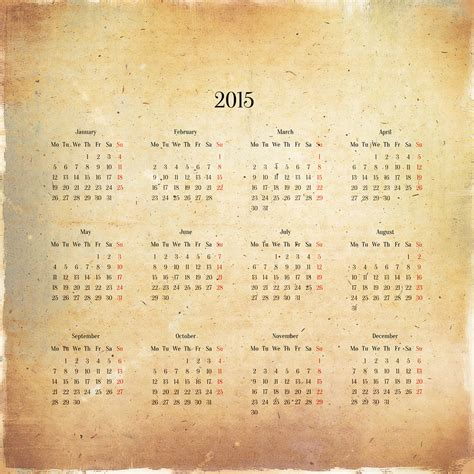 Calendario Youmove Resolutions Organizing Your Genealogy Research In 2015