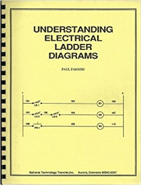 understanding electrical ladder diagrams gary johnson