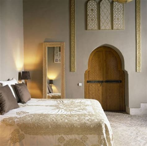 Gold Bedroom Ls by Beyond Madrid Gold And Silver Interiors