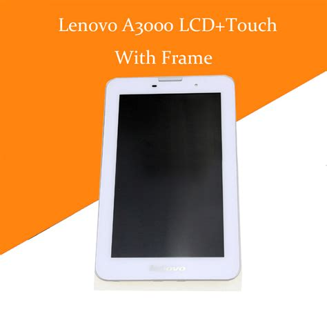 Touchscreen Cina Lenovo A3000 m0187 7 quot inch new white for lenovo tablet ideatab a3000