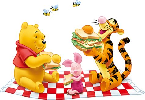 imagenes de winnie pooh en png winnie the pooh and tiger png free clipart gallery