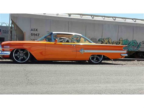 pictures of 1960 chevy impala 1960 chevrolet impala for sale classiccars cc 952968