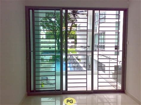 grill aluminium sliding windows, aluminium domal window