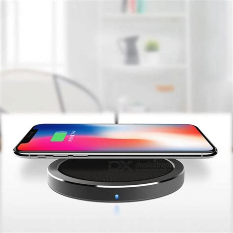 iphone fast charger rock fast charging qi wireless charger for iphone x 8 plus samsung galaxy note 8 s8 s7 edge s6