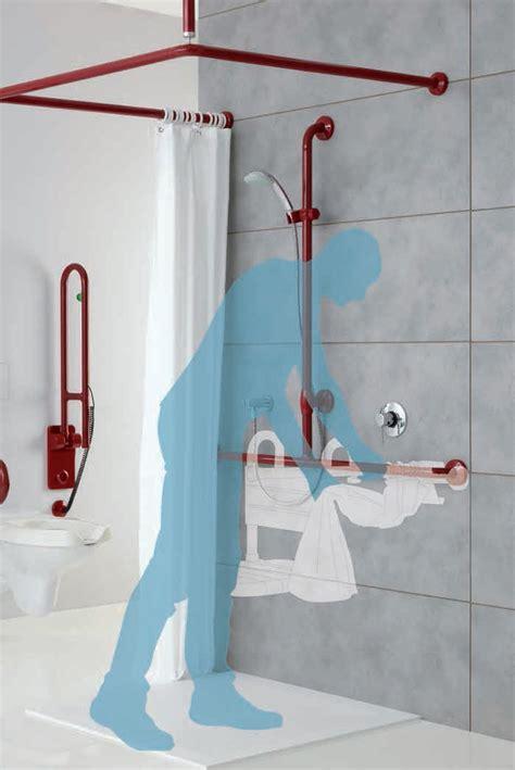 maniglie per doccia bagnosicuro 174 maxima maniglia di sostegno per doccia by
