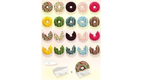 pictures of how to pack doughnut with big braids mmd donuts pack by sakura nice on deviantart