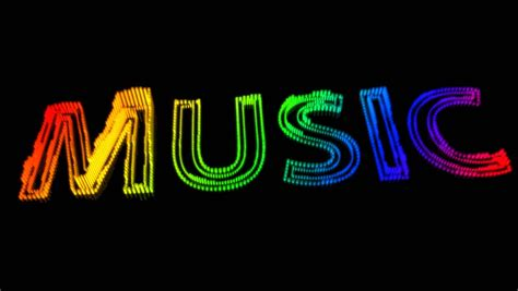 songs with the word title equalizer 105 hd stock footage