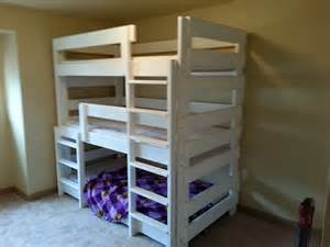 Bunk Bed With 3 Beds Bunk Beds
