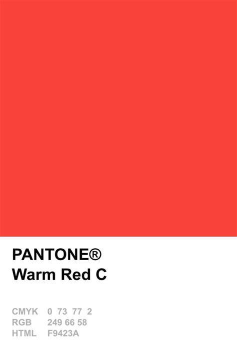 c color pantone warm red c pantone colour recipes pinterest