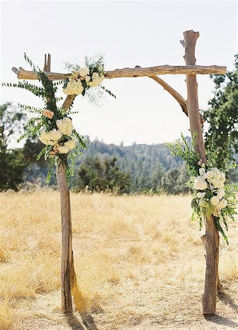 Wedding Ceremony Arbor by Simple Driftwood Wedding Arch Driftwood Wedding Arbor