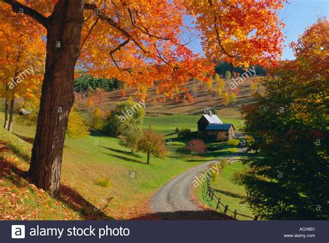 fall pictures photos of autumn across america reader s digest autumn scene farm vermont new england usa north america stock photo royalty free image 2430976