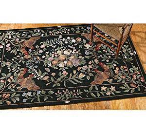 30 X 50 Kitchen Rugs Black Rooster Rug 30 Quot X 50 Quot Black Home Kitchen