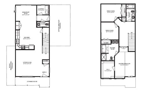 narrow lot floor plans find house plans