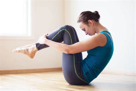 the joys of learning pilates at home