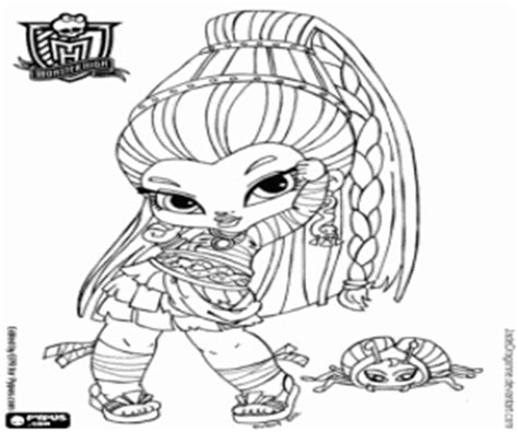 monster high coloring pages baby and pet monster high baby coloring pages printable games