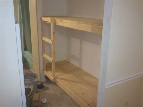 built  bunk bed  elf bunk beds jays custom creations