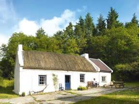 Homes Interiors And Living Sensitive Restoration Of An Irish Thatched Cottage