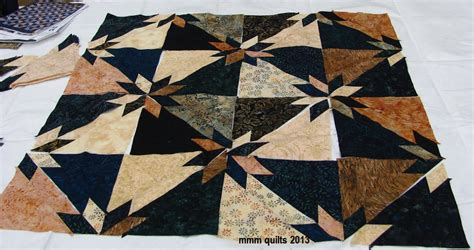 Hunters Quilt Block by Variation