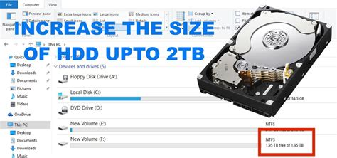 format hard drive larger than 2tb increase the size your computer hard disk up to 2tb in