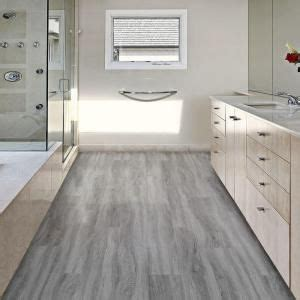 allure bathroom flooring allure isocore 7 1 in x 36 8 in lido wood resilient
