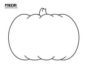 pumpkin outline template pumpkin coloring template festival collections