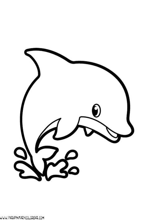 dibujar delfines dibujos para pintar image gallery delfin dibujo