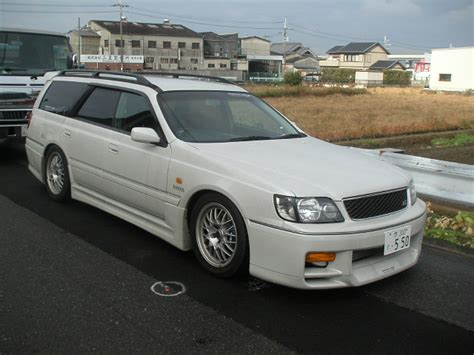Lexus Interior 1996 Nissan Stagea Rs Four V R34 Conversion 5 Speed Manual