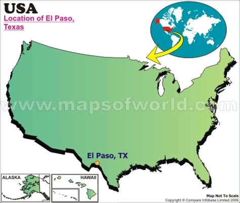 where is el paso located in california usa where is el paso located in texas usa