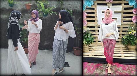 Baju Setelan Batik Kebaya Muslim Pakaian Pesta Set Sorja Dusty Baru gambar jual songket set baju kondangan setelan wanita