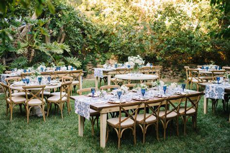 Outdoor Garden Dinner Party Event Los Angeles Backyard Dinner Ideas