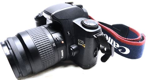 canon eos rebel g canon eos rebel g 35mm slr student with 35 80