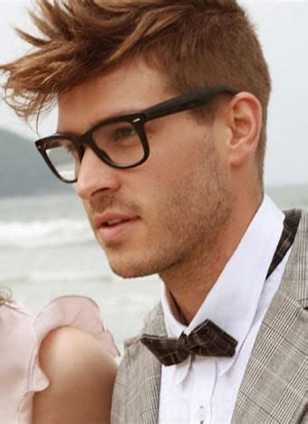 Cool Hairstyles For Guys With Glasses by Undercut Hairstyle For With Glasses Yay Or Nay