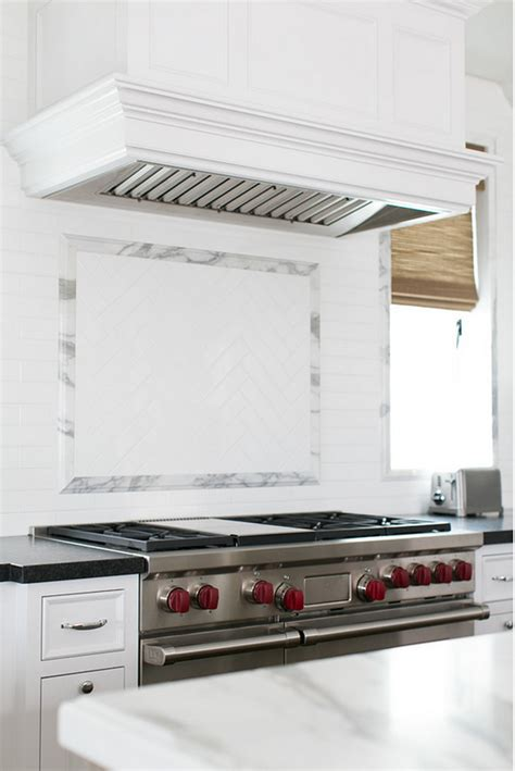 tile backsplash ideas for the range california house designed by brandon architects home bunch interior design ideas