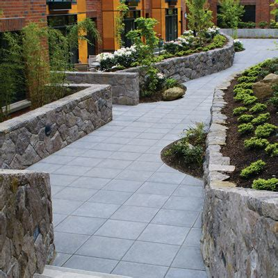 vancouver bay hydrapressed paving slabs bc brick