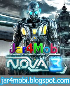 mobouka : android java ios apps and games: n.o.v.a 3 jar