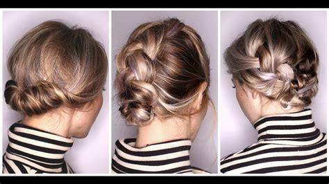 Frisuren Halblanges Haar by Drei Schnelle Frisuren F 252 R Halblanges Haar