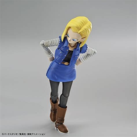 Figure Pvc 18 Cell 2 Kws Banpresto bandai hobby figure rise standard android 18 quot quot import it all