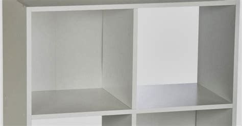 Closetmaid Wire 6 Cube Organizer White Closetmaid Closetmaid Cubeicals